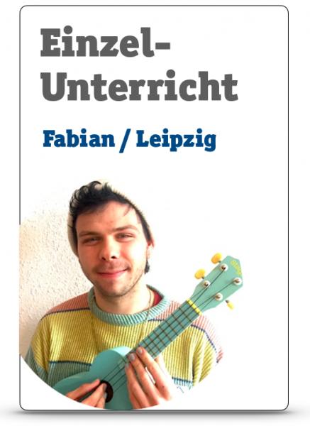 Einzelunterricht mit Fabian / Leipzig