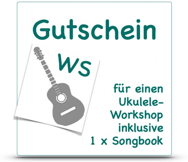 Gutschein für Ukulele-Workshop