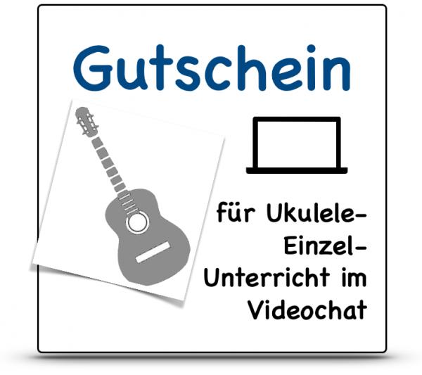 Gutschein für VideoChat (Online-Unterricht)