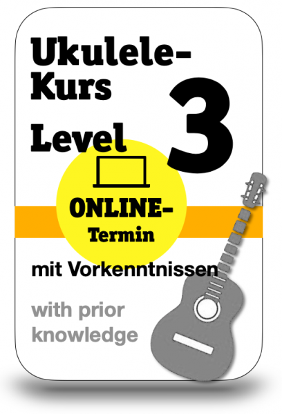 Montag 18 Uhr / Level 3 / online
