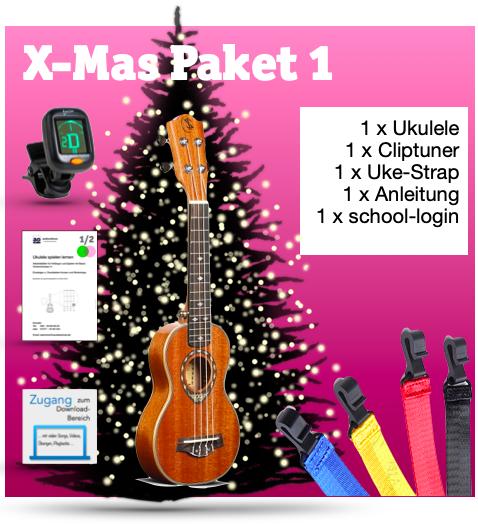 Weihnachts-Paket 1 / Alles für den Start