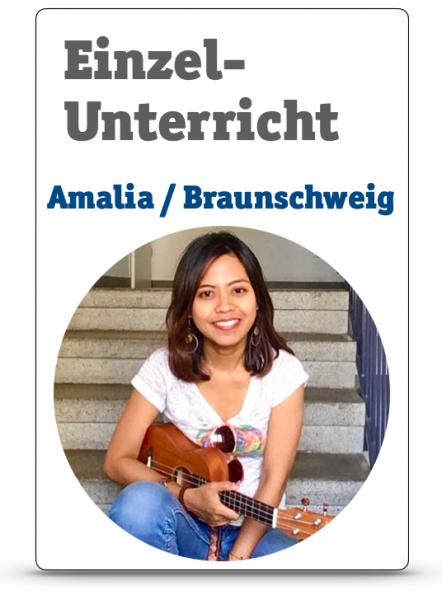 Einzelunterricht mit Amalia / Braunschweig